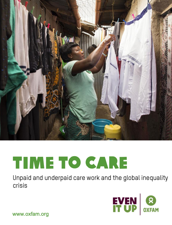 Click to download the Oxfam Annual Report